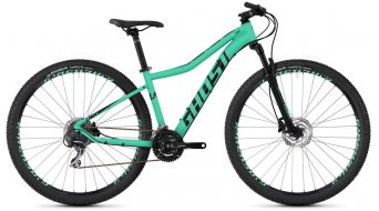 "Ghost Lanao 3.9 AL W 29"" MTB bici completa da donna . jade blue/night black mod. 2019"