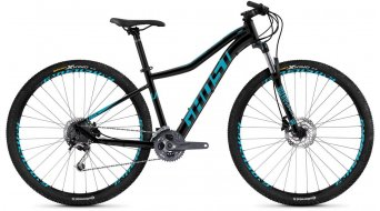 "Ghost Lanao 5.9 AL W 29"" MTB bici completa da donna . night black/electric blue mod. 2019"
