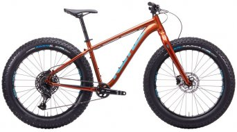 "KONA Wo 26"" Fat bike bike size L rust orange 2020"