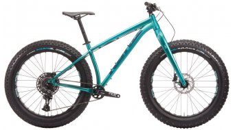 "KONA Woo 26"" Fat bike bike seafoam 2020"