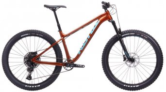 "KONA Big Honzo DL 27,5"" horské kolo rust orange model 2020"