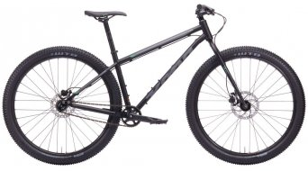 "KONA ennit 27,5"" MTB fiets black model 2020"