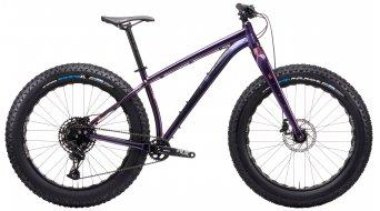 Kona Woo 26 Fatbike komplett kerékpár glocsatlakozó prism lila-blue 2021 Modell