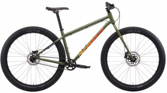 KONA Unit 29 MTB bike size XL satin fatigue green 2021