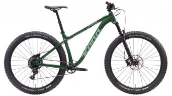 KONA Big Honzo DL 650B Plus bici completa . green mod.