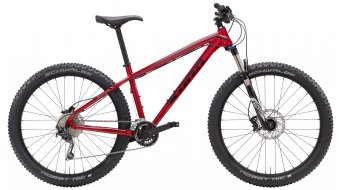 KONA Big Kahuna 650B Plus bici completa . red mod. 2017