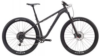 KONA Honzo carbon Trail DL 29 bike maat S black/black model 2017