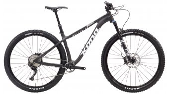 KONA Honzo carbon Trail 29 bike size M black 2017- TESTBIKE Nr. 42