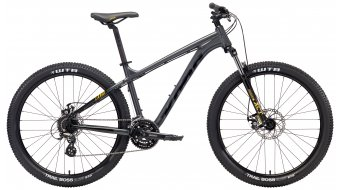 "Kona Lanai 26"" bici completa tamaño XS charcoal & negro/amarillo & negro pegatina(-s) Mod. 2018"