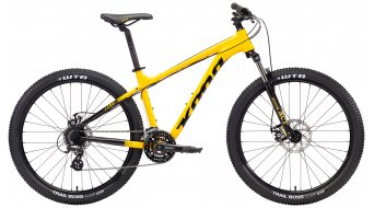"KONA Lanai 26"" kolo XS & black/yellow & black decals model 2018"