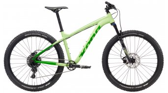 "KONA Mohala 26"" ladies bike size XS gloss dark & light green/green & grey decals 2018"