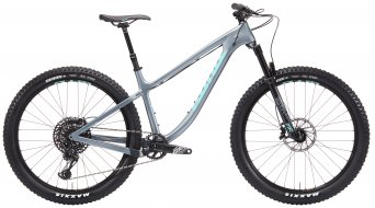 "KONA Big Honzo CR/DL 27,5"" MTB fiets silver model 2019"