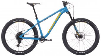 "KONA Big Honzo DL 27,5"" MTB fiets dark cyan model 2019"
