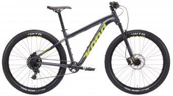 """KONA Cinder Cone 27,5"""" MTB bike charcoal 2019"""