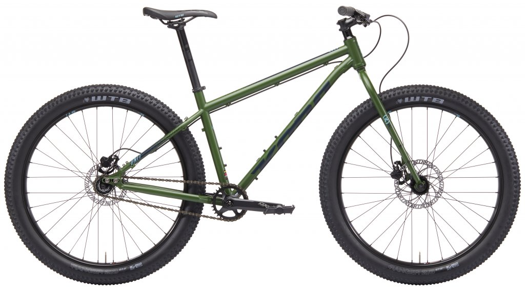 "KONA ennit 27,5"" MTB fiets maat S green model 2019"