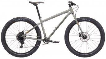 """Kona Unit X 27,5"""" MTB komplett kerékpár Méret XL gray 2019 Modell"""