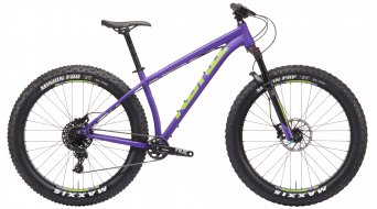 "KONA WoZo 27,5"" fatbike fiets purple model 2019"