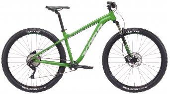 "Kona Mahuna 29"" MTB komplett kerékpár Méret M bright green 2019 Modell"