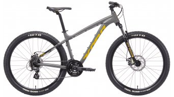 "Kona LanaI 26"" MTB bici completa tamaño XS dark gris Mod. 2019"