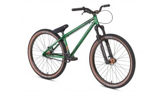 "NS Bikes Metropolis 1 26"" bike unisize green 2019"