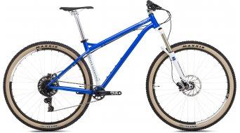 NS Bikes Eccentric Cromo 29 bike blue/white 2017
