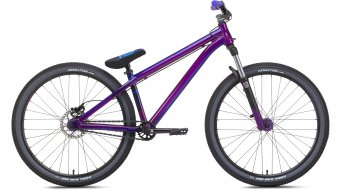 NS Bikes Movement 2 Komplettbike Gr. unisize purple Mod. 2017