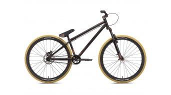 """NS Bikes Metropolis 3 26"""" komplett kerékpár Méret unisize black 2019 Modell"""