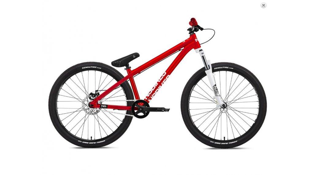 """NS Bikes Zircus 26"""" vélo taille unique red Mod. 2019"""