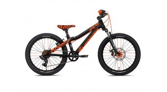 "NS Bikes Clash 20"" Komplettrad Kinder Gr. unisize black/orange Mod. 2019"