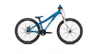 """NS Bikes Zircus 24"""" bike unisize blue 2019"""