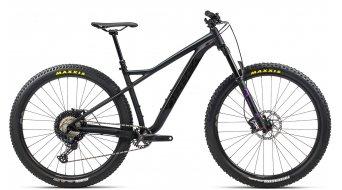 """Orbea Laufey H10 29"""" VTT vélo mat noir/gloss noir violet Mod. 2021"""