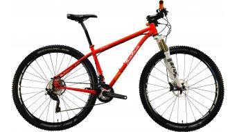Salsa El Mariachi 2 29 bici completa . general lee arancione mod. 2015