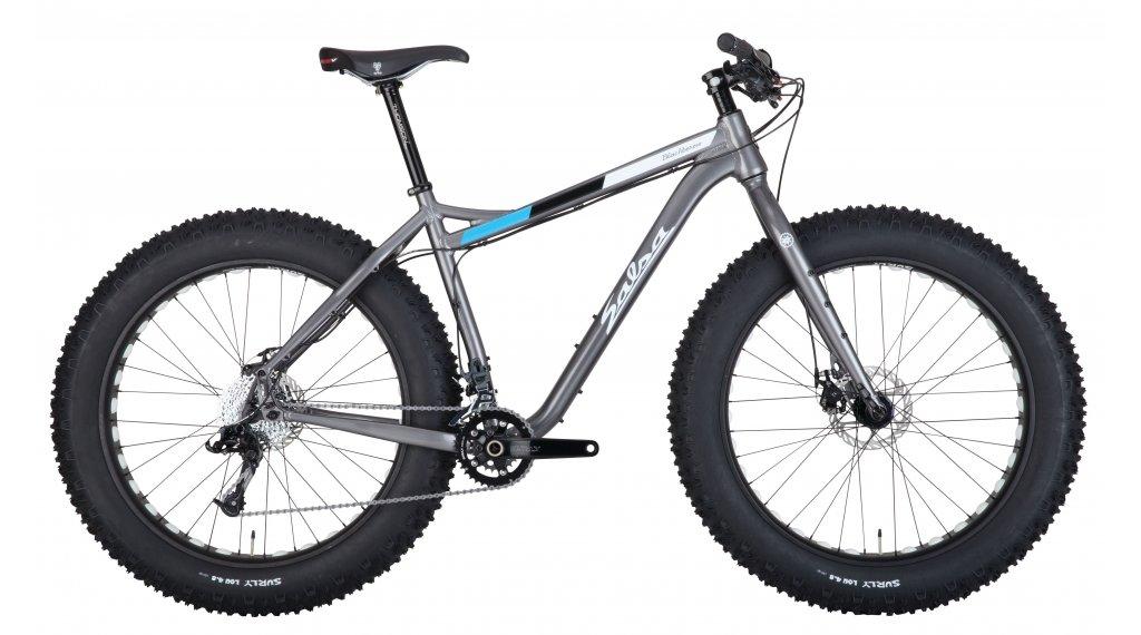 Salsa Blackborow 1 26 Fatbike 整车 型号 S metallic grey 款型 2015
