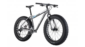 Salsa Blackborow 1 26 Fatbike Komplettrad Gr. S metallic grey Mod. 2015