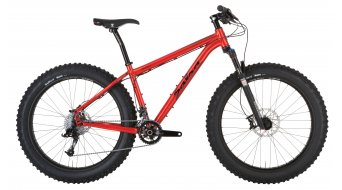 Salsa Mukluk 2 26 fatbike fiets orange sparkle model 2015