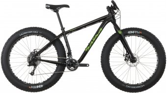 Salsa Beargrease X5 26 Fat bike bike black 2019
