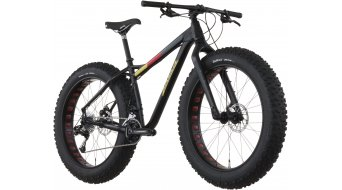Salsa Blackborow GX 2x10 26 Fat bike bike size M black 2016