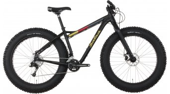 Salsa Blackborow GX 2x10 26 Fat bike velikost M black model 2016