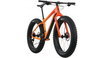 Salsa Beargrease Carbon GX 2x10 26 Fat bike bici completa . red/arancione fade mod. 2017