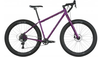 Salsa Fargo Rival 1 27.5+ MTB bike size XL purple 2018