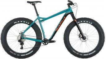 Salsa Mukluk NX1 fatbike fiets blue model 2019