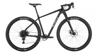 "Salsa Cutthroat Apex 1 29"" MTB bike size L black on black 2019"