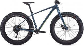 "Specialized Fatboy SE 26"" Fat bike bike size M cast battleship/hyper green 2020"