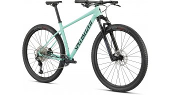 Specialized Chisel 29 MTB Komplettrad Gr. L gloss oasis/forest green Mod. 2021