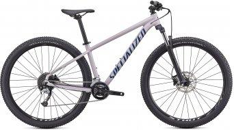 Specialized Rockhopper Comp 2X 29 MTB komplett kerékpár Méret M glocsatlakozó clay/satin cast blue fémes 2021 Modell- bemutató darab- KRATZER AM felső vázcső