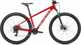 "Specialized Rockhopper 29"" MTB Komplettrad Gr. S gloss flo red/white Mod. 2021"