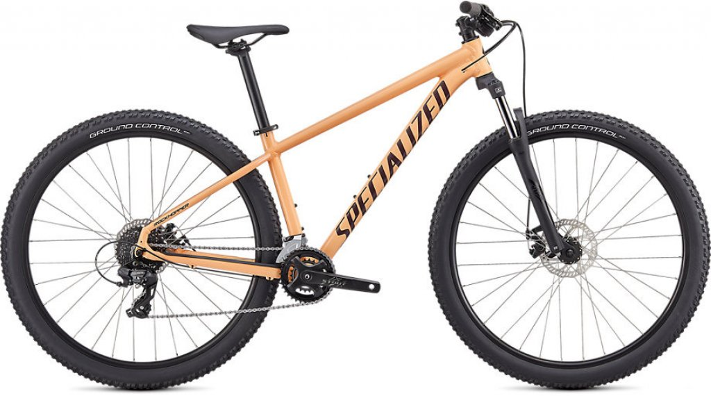 "Specialized Rockhopper 29"" MTB Komplettrad Gr. S ice papaya/cast umber Mod. 2021"