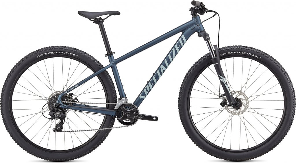 "Specialized Rockhopper 29"" MTB Komplettrad Gr. S satin cast blue metallic/ice blue Mod. 2021"