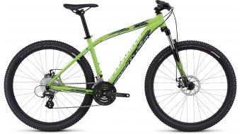 Specialized Pitch 650B / 27.5 MTB Komplettbike Gr. XS gloss monster green/navy/white Mod. 2016