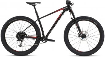 Specialized Fuse HT Expert 6Fattie 650B+ / 27.5+ MTB Komplettbike gloss black/red/white Mod. 2017